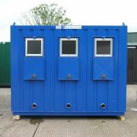 Toilet block (11)