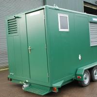 Towable Toilet & Canteen 02