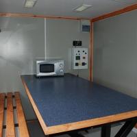 Towable Toilet Interior 01