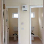 Clonea Toilet extension